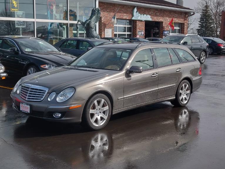 Used 2008 Mercedes-Benz E350 Wagon 4-Matic E 350 4MATIC | Brookfield, WI