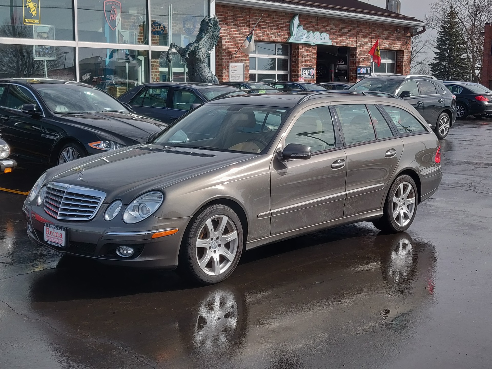 2008 Mercedes-Benz E350 Wagon 4-Matic E 350 4MATIC Stock