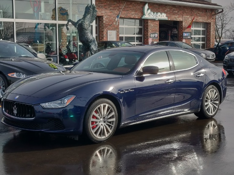 Used 2015 Maserati Ghibli S Q4 | Brookfield, WI