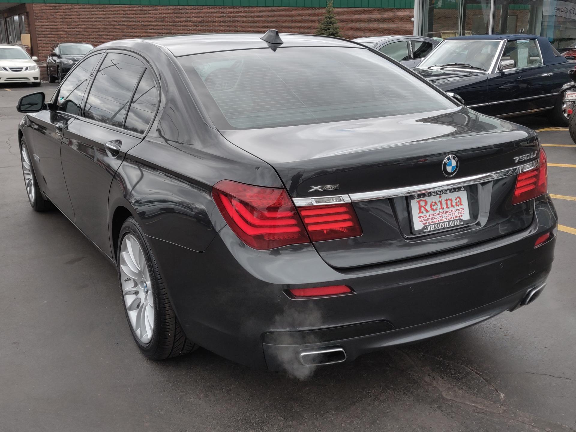 2013 BMW 750 Li xDrive 750Li xDrive Stock # 9945 for sale