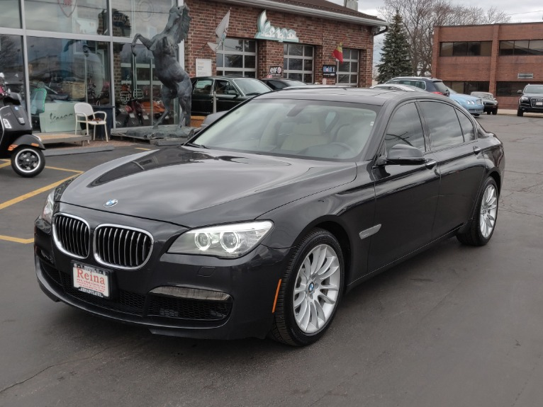 Used 2013 BMW 750 Li xDrive | Brookfield, WI