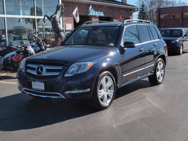 Used 2014 Mercedes-Benz GLK 350 4MATIC | Brookfield, WI