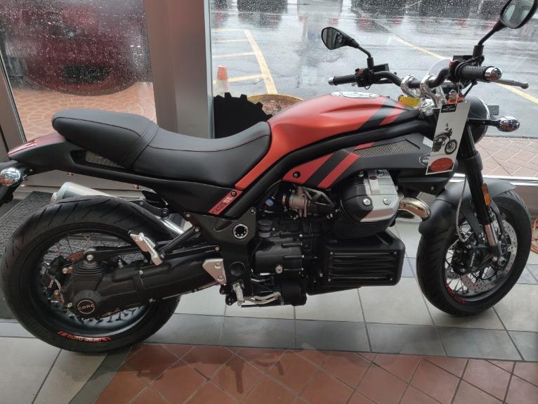 New 2017 Moto Guzzi Griso 1200 SE  | Brookfield, WI