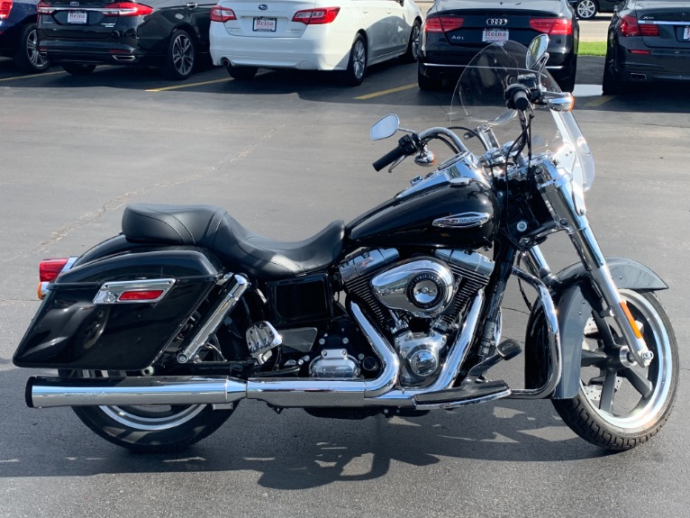 Used 2015 Harley Davidson FLD Dyna Switchback  | Brookfield, WI