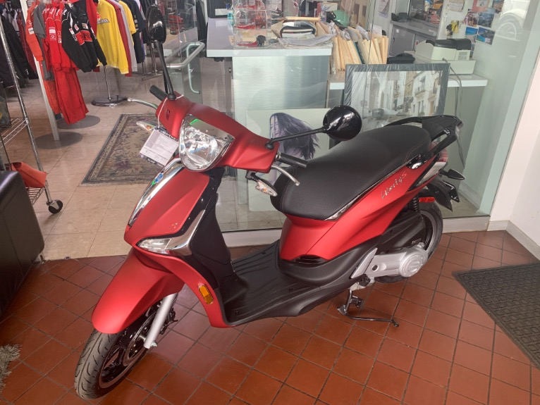 New 2019 Piaggio Liberty 50 S  | Brookfield, WI