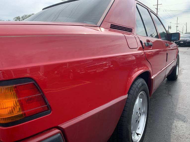 Used-1991-Mercedes-Benz-190-E-26