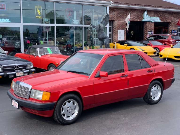 Used 1991 Mercedes-Benz 190 E 2.6 | Brookfield, WI