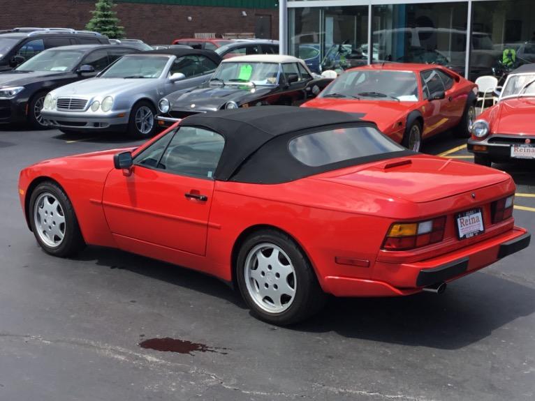 Used-1991-Porsche-944-CONVERTIBLE-S2