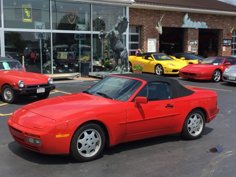 Used 1991 Porsche 944 CONVERTIBLE S2 | Brookfield, WI
