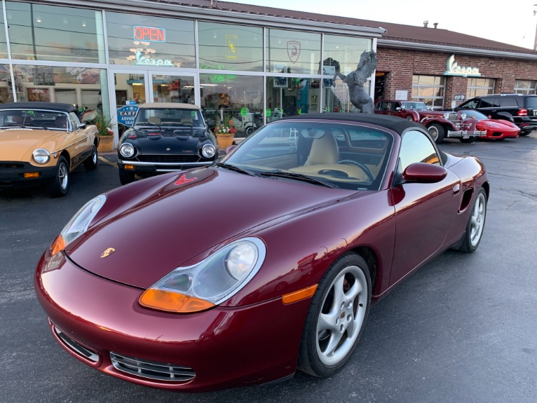 Used 2000 Porsche Boxster S Convertible 6-Speed | Brookfield, WI