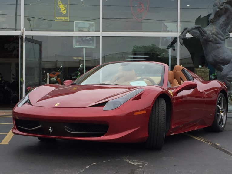 Used 2014 Ferrari 458 Spider  | Brookfield, WI