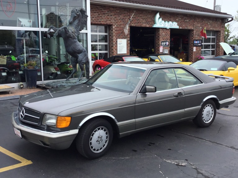 Used 1986 Mercedes-Benz 560 SEC | Brookfield, WI