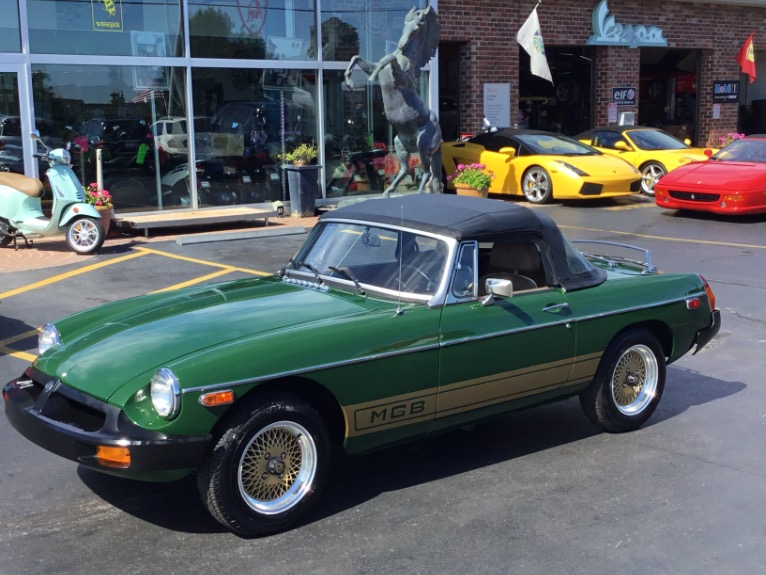 Used 1978 MG MGB Convertible | Brookfield, WI