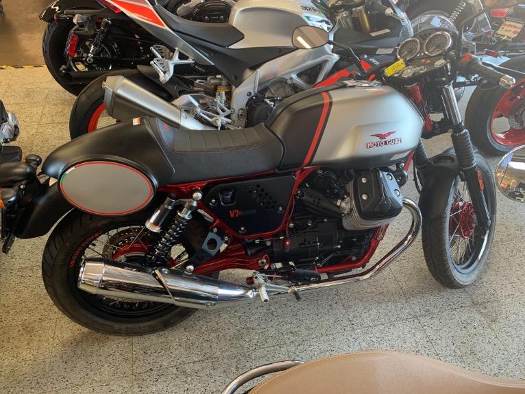 Used 2016 Moto Guzzi V7 II Racer  | Brookfield, WI