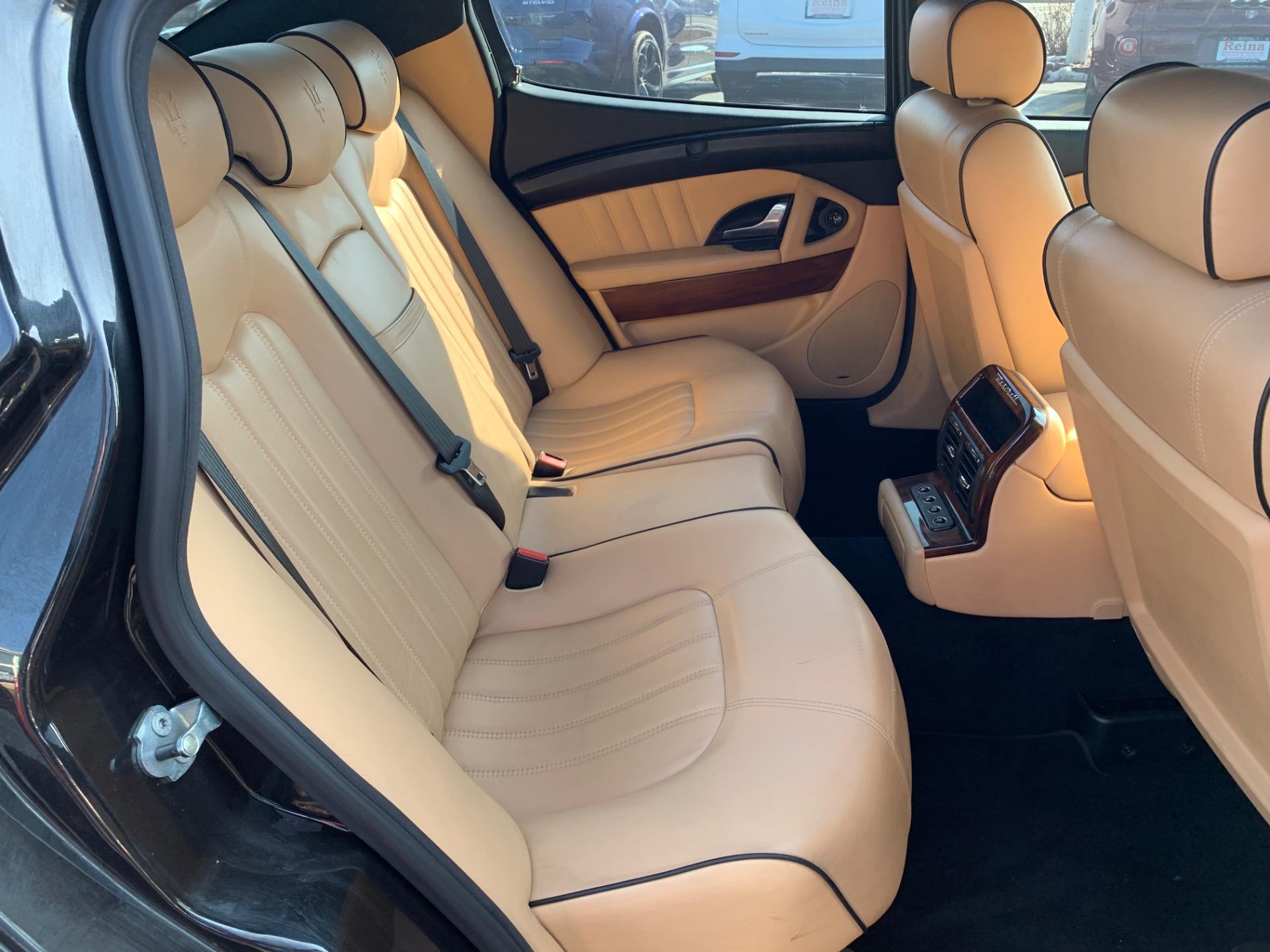 Used-2007-Maserati-Quattroporte-Automatic