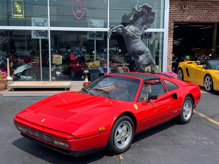 Used 1989 Ferrari 328 GTS Convertible | Brookfield, WI