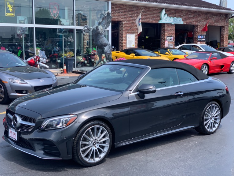 Used 2019 Mercedes-Benz C 300 Convertible | Brookfield, WI