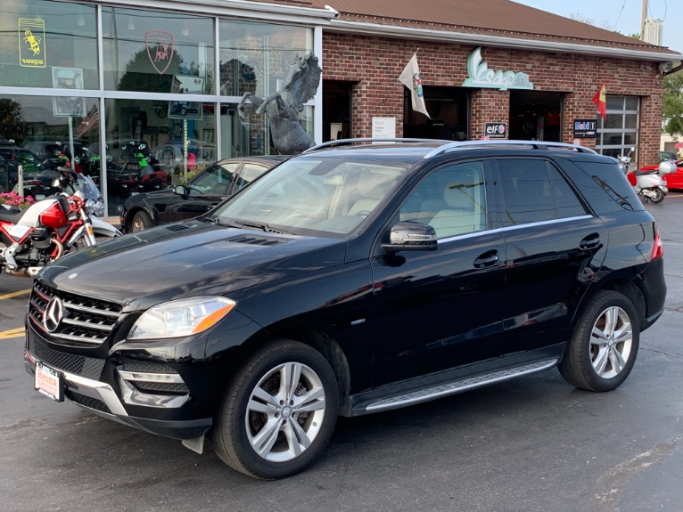 Used 2012 Mercedes-Benz ML 350 4Matic  | Brookfield, WI