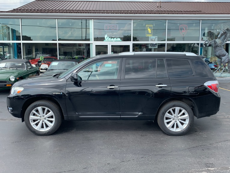Used-2009-Toyota-Highlander-Hybrid-Limited