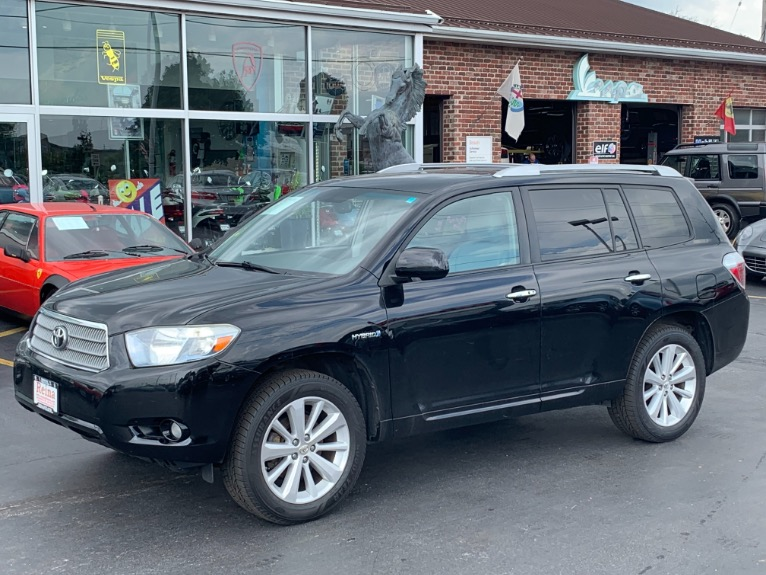 Used 2009 Toyota Highlander Hybrid Limited | Brookfield, WI
