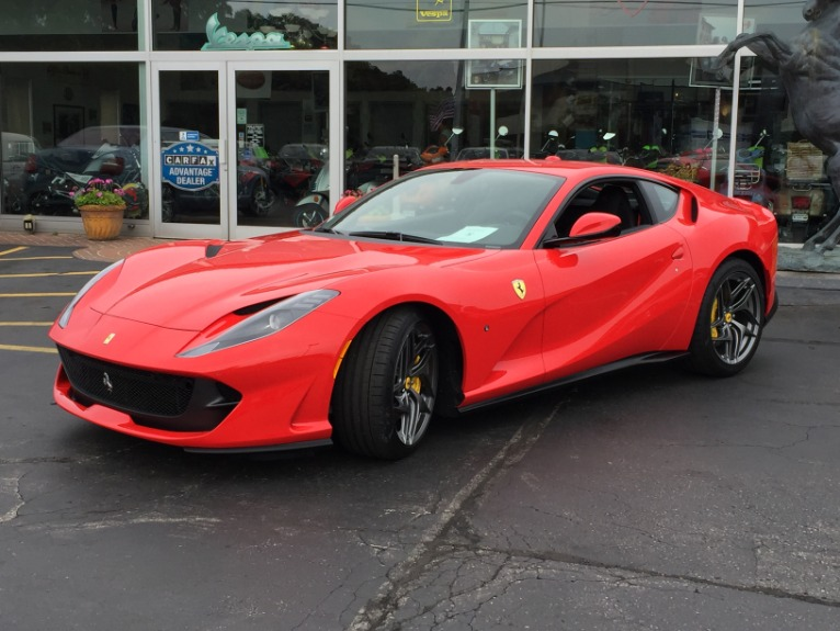 Used 2019 Ferrari 812 Superfast  | Brookfield, WI