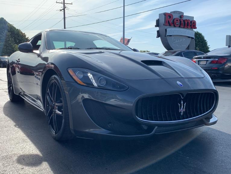 Used-2017-Maserati-GranTurismo-Sport-Special-Edition-1-of-400