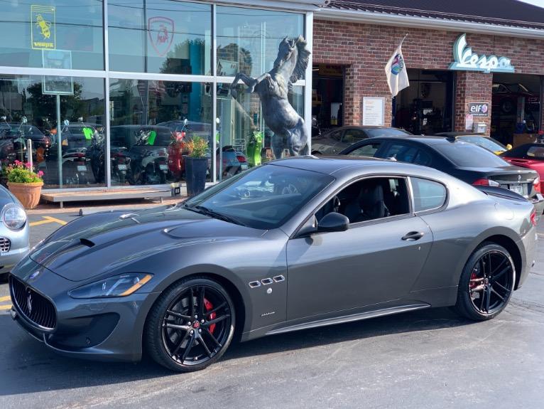 Used 2017 Maserati GranTurismo Sport Special Edition 1 of 400 | Brookfield, WI