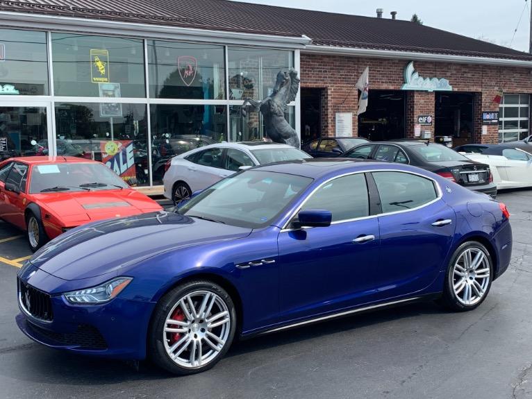 Used 2016 Maserati Ghibli S Q4 | Brookfield, WI