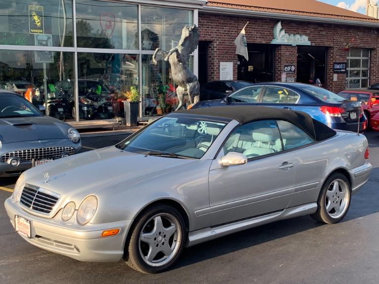 Used 2000 Mercedes-Benz CLK 430 Sport  | Brookfield, WI