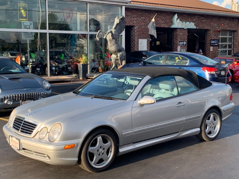 Used 2000 Mercedes-Benz CLK 430 | Brookfield, WI