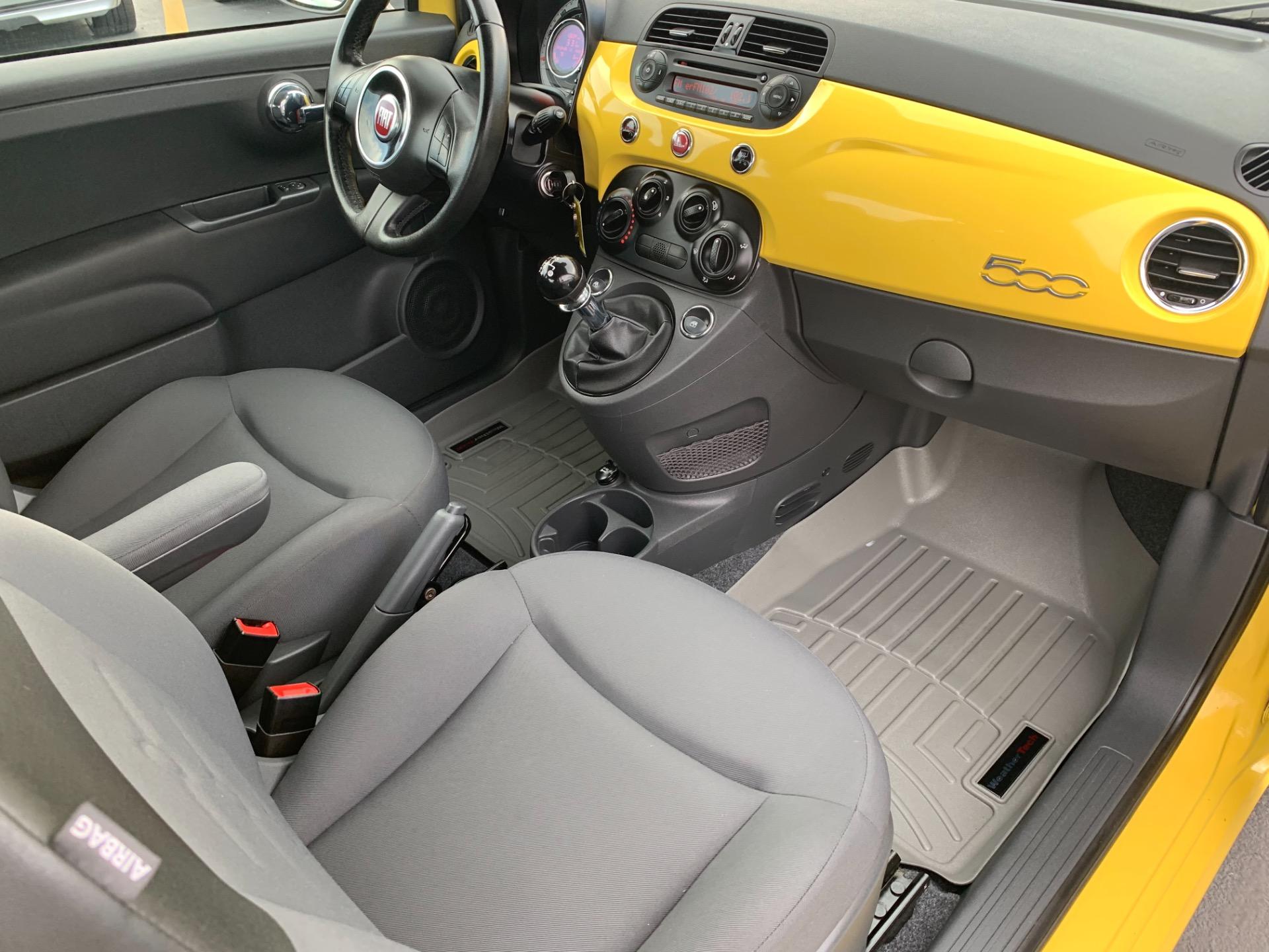 Used-2013-FIAT-500-Pop-5-Speed-Manual