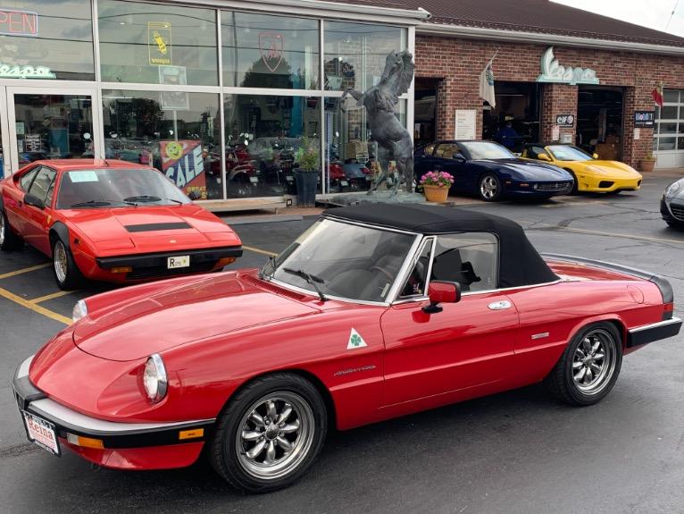 Used 1989 Alfa Romeo Spider Veloce   Brookfield, WI