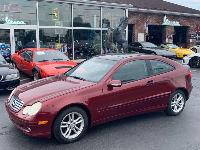 Used 2002 Mercedes-Benz C 230 Kompressor  | Brookfield, WI