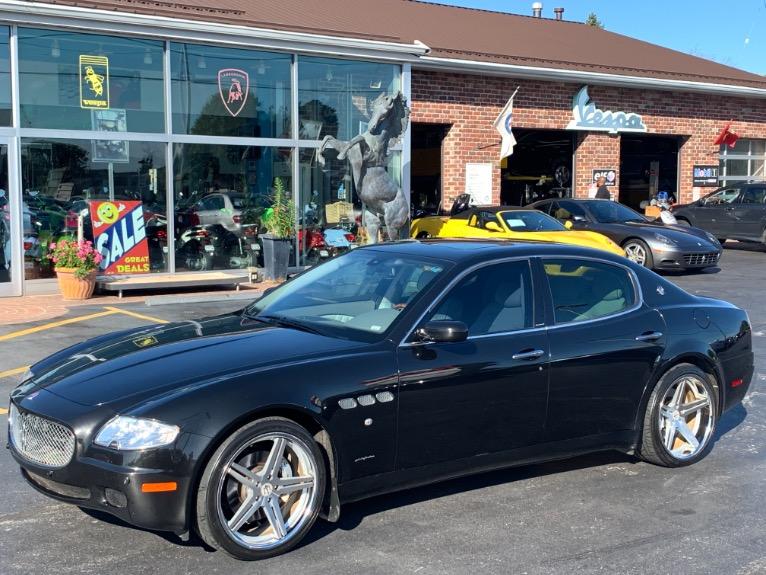 Used 2008 Maserati Quattroporte Executive GT | Brookfield, WI