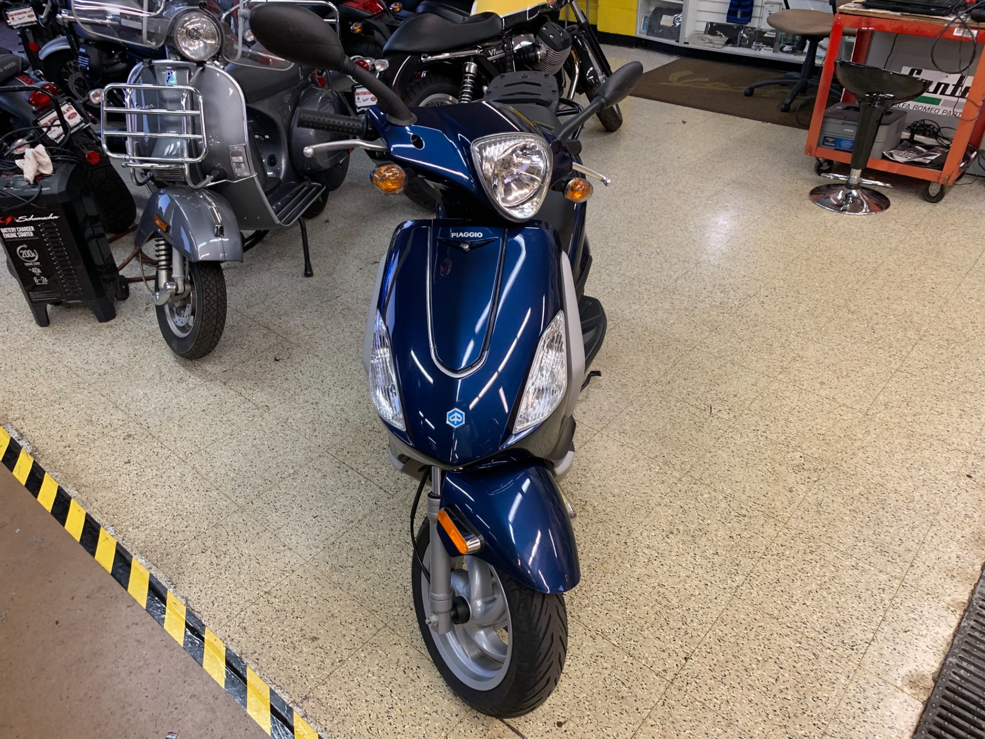 Used-2009-Piaggio-Fly-50