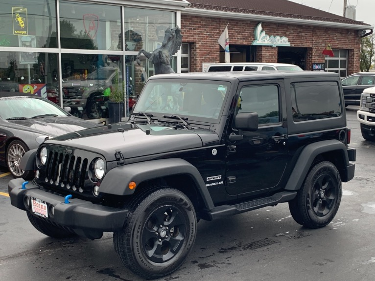 Used 2014 Jeep Wrangler Sport 4x4 | Brookfield, WI