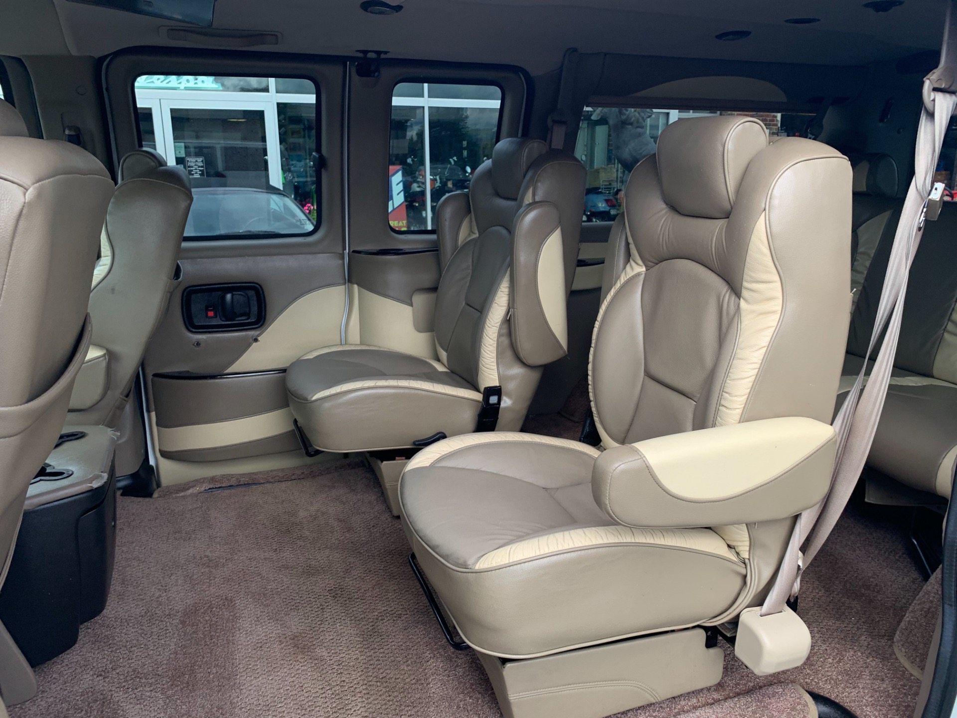 Used-2011-Chevrolet-Express-G1500-3LT-AWD-Majestic-Convertion
