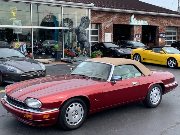 Used 1996 Jaguar XJS Convertible | Brookfield, WI