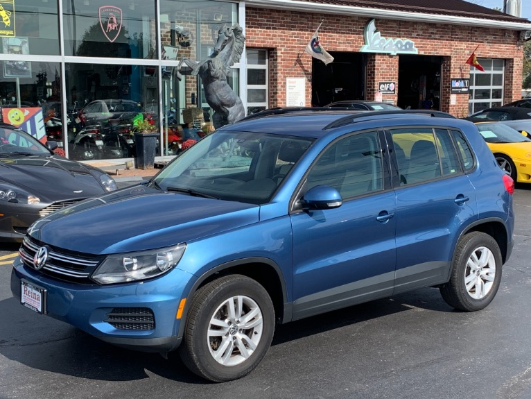 Used 2017 Volkswagen Tiguan 2.0T S 4Motion | Brookfield, WI
