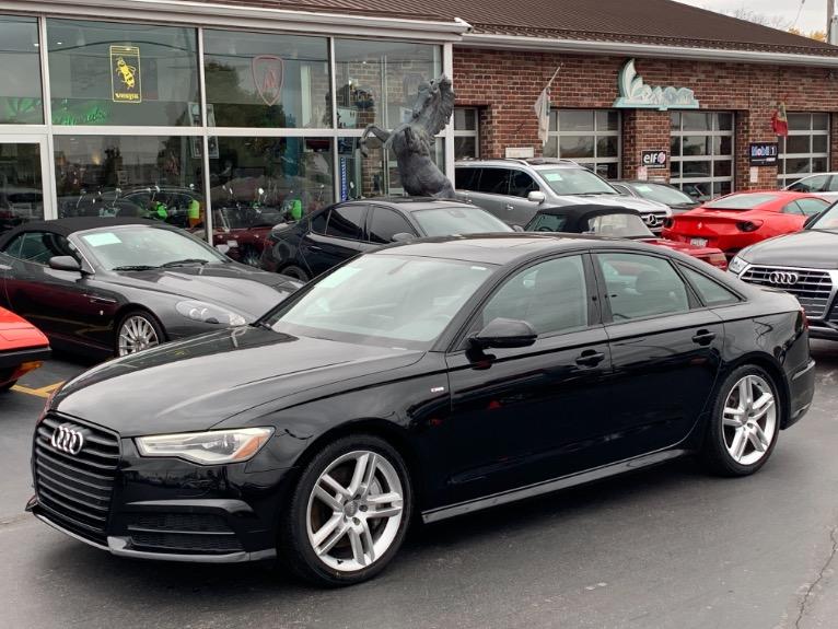 Used 2016 Audi A6 2.0T Quattro Premium | Brookfield, WI