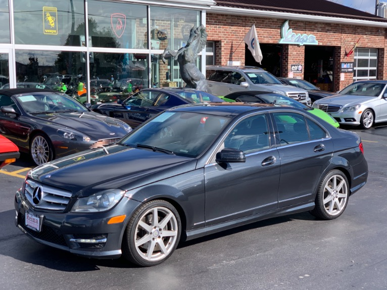 Used 2013 Mercedes-Benz C 300 Sport 4MATIC | Brookfield, WI