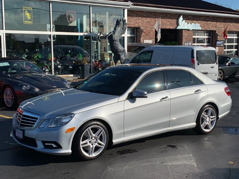 Used 2011 Mercedes-Benz E 350 Luxury 4MATIC | Brookfield, WI