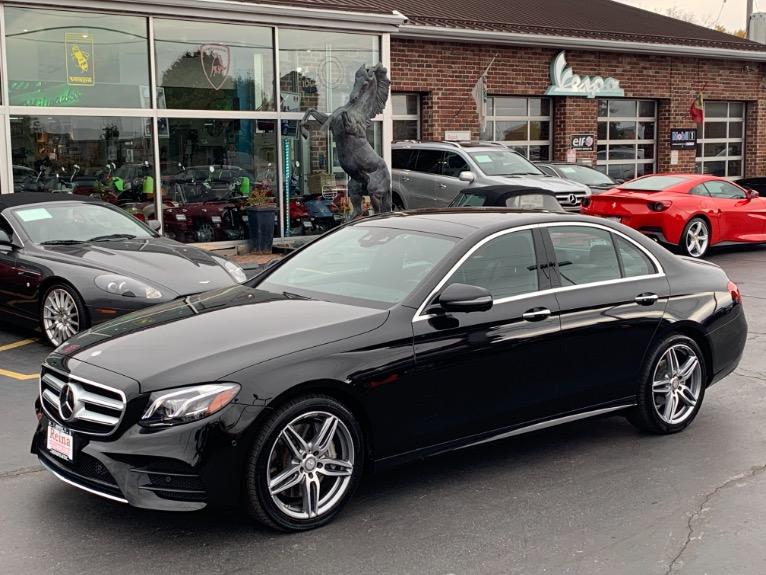 Used 2017 Mercedes-Benz E 300 4MATIC w/ Premium 3 PKG | Brookfield, WI
