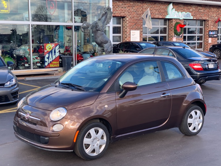 Used 2013 FIAT 500 Pop | Brookfield, WI