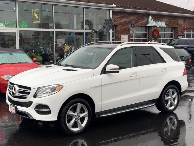 Used 2016 Mercedes-Benz GLE 350 4MATIC | Brookfield, WI