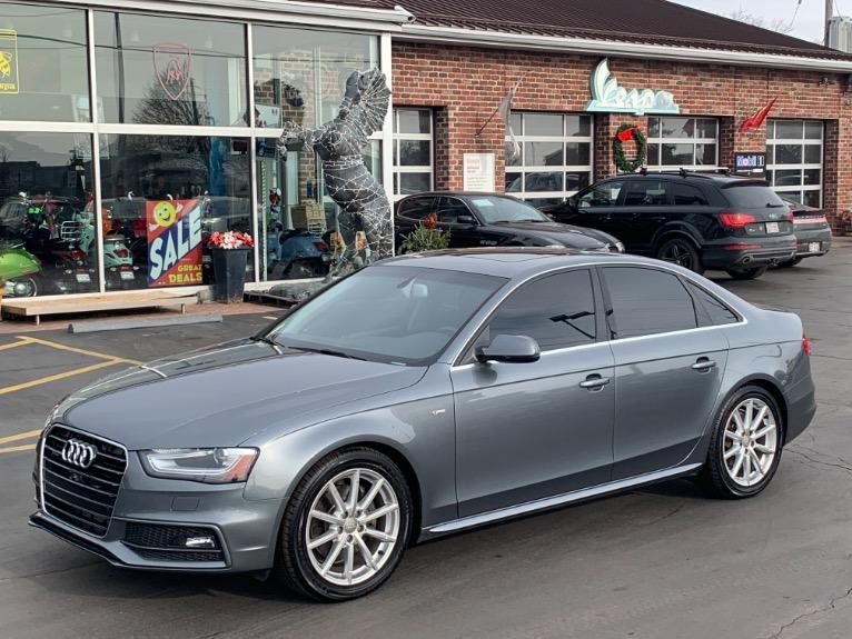 Used 2014 Audi A4 2.0T Quattro Premium Plus | Brookfield, WI