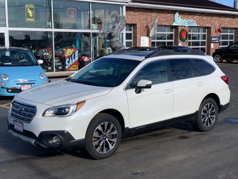 Used 2016 Subaru Outback 2.5i Limited AWD | Brookfield, WI