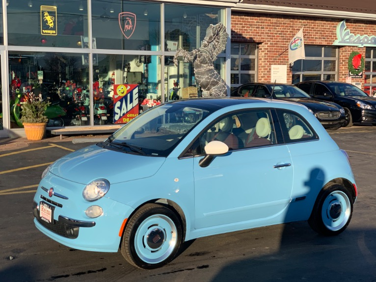 Used 2015 FIAT 500 1957 Edition | Brookfield, WI