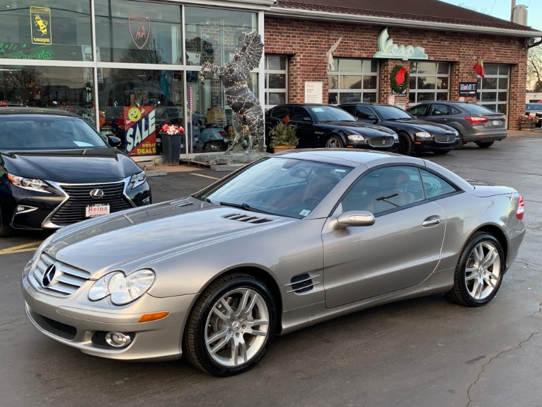 Used 2007 Mercedes-Benz SL 550 Convertible SL Roadster 50Th Anniversary Edition PKG | Brookfield, WI