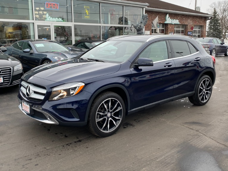 Used 2017 Mercedes-Benz GLA 250 4-Matic Sport | Brookfield, WI